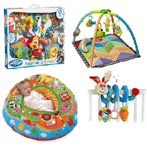 Best Multi Sensory Toys for Baby's development