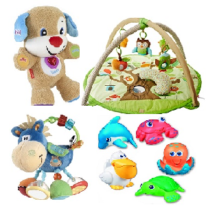 Toys for Infant, Baby and Toddlers