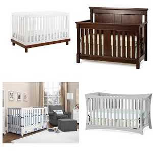 Baby Cribs for Petite Moms