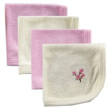 Soft And Comfy Baby Bath Towels And Wash Cloths
