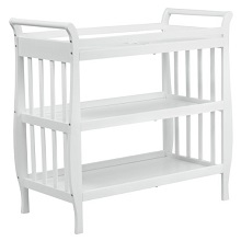 Merveilleux DaVinci Emily White Baby Changing Table