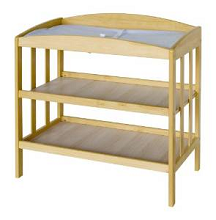 Davinci Monterey Changing Table Natural