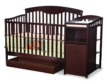 Shop Matching Crib And Changing Table Combo With
