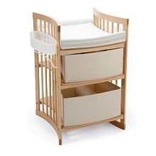 Shop Nursery Changing Tables In Natural Finish