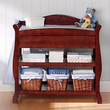 Shop Baby Changing Tables With A Cherry Espresso Cherry