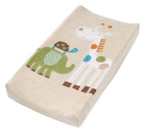 Shop Baby Changing Table Pad Covers Contoured Minky Dot